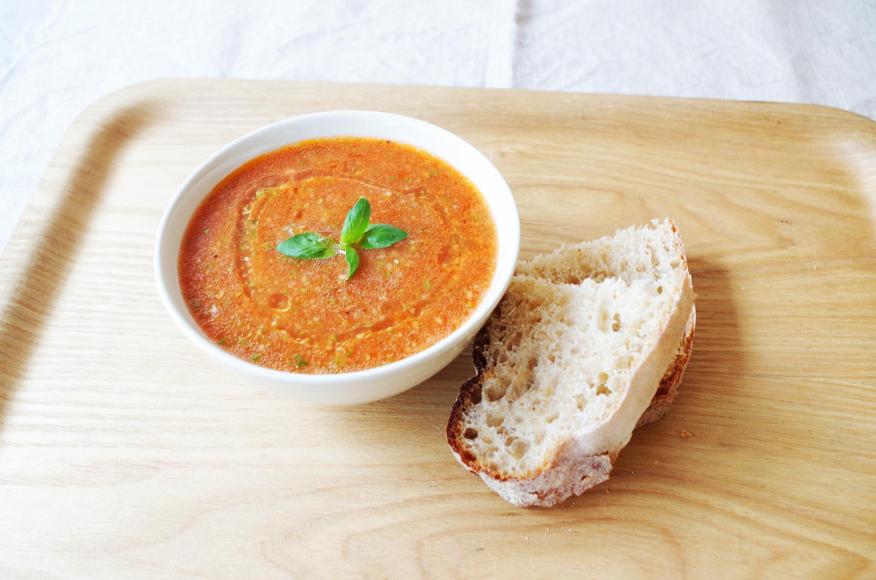 ジュース レシピ トマト
